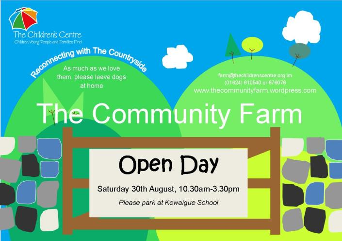 Open Day august 14