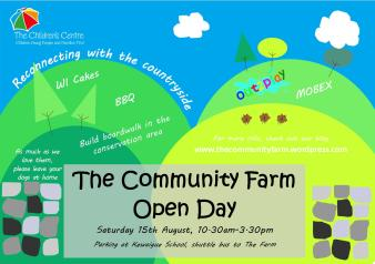 Farm Open Day 2015